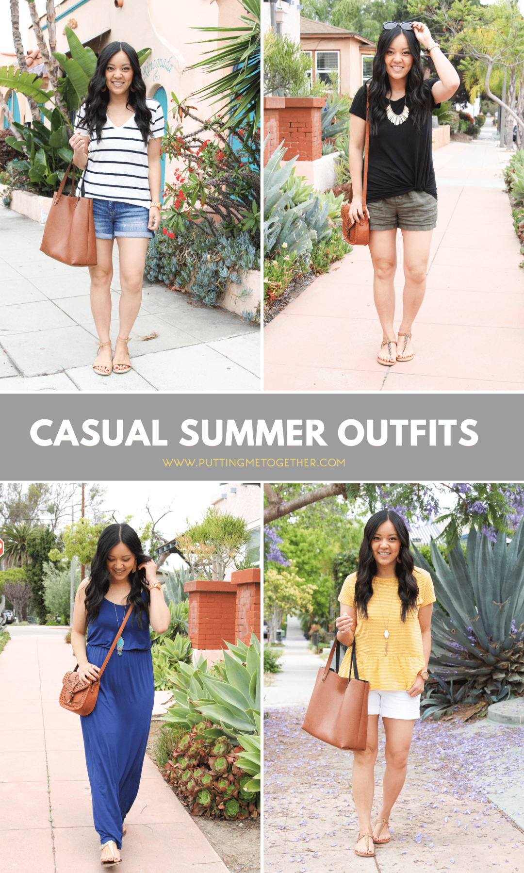 Casual Summer Outfits