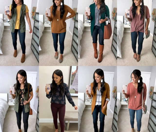 Daily Outfits  Outfits For Early Fall Casual And Business Casual