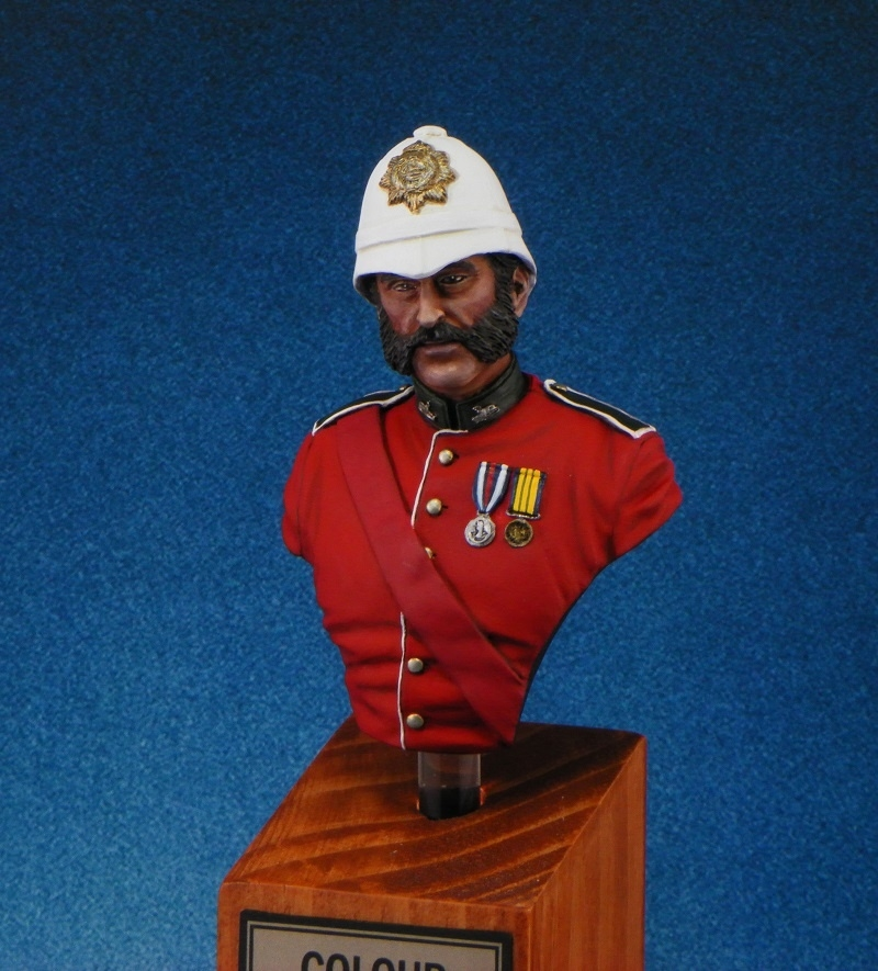 Colour Sergeant Bourne By Andrewperren 183 Putty Amp Paint