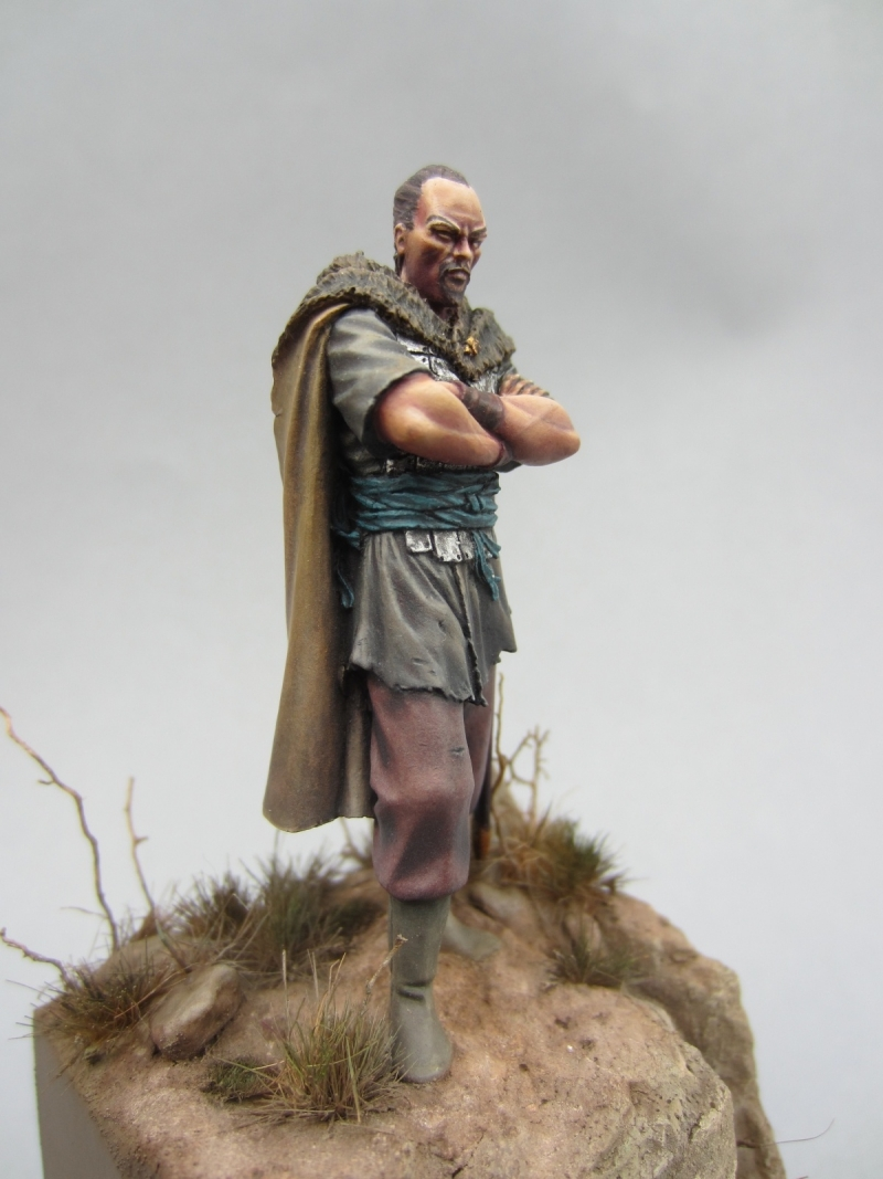 Attila The Hun By Sander Vd Does 183 Putty Amp Paint