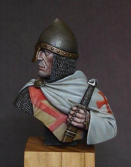 Robert De Brus Lord Of Annandale By Brian Snaddon Putty
