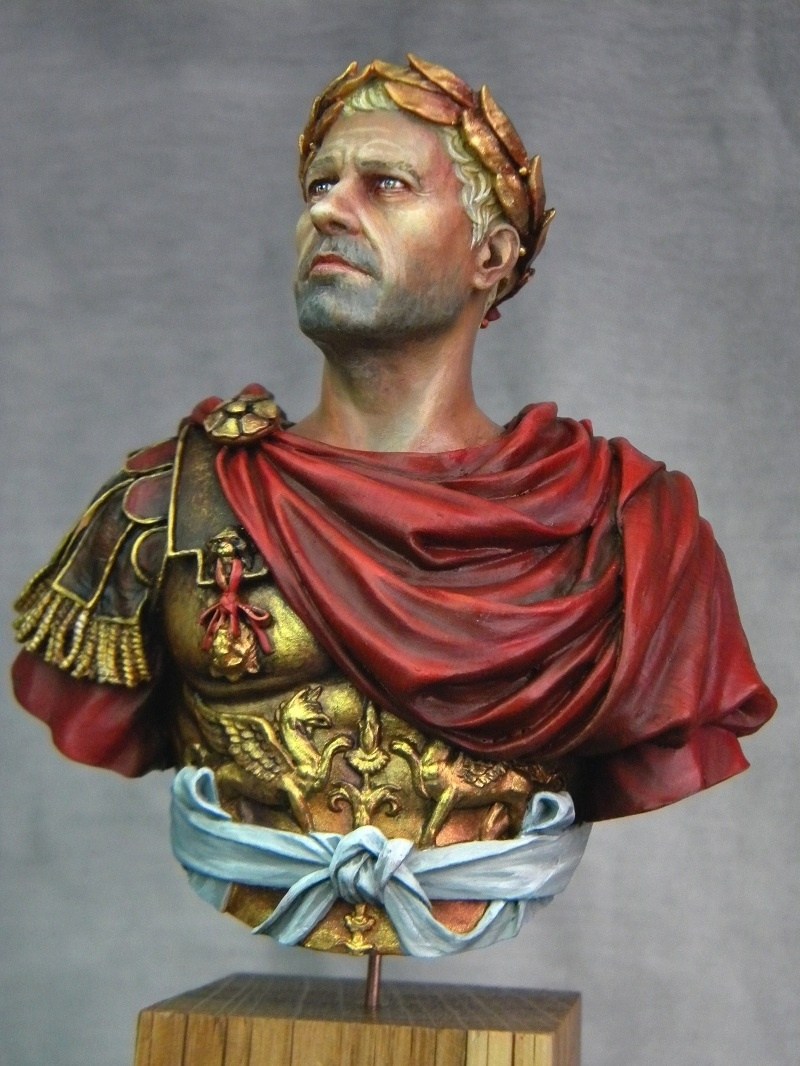 Ave Caesar By A Demidov 183 Putty Amp Paint