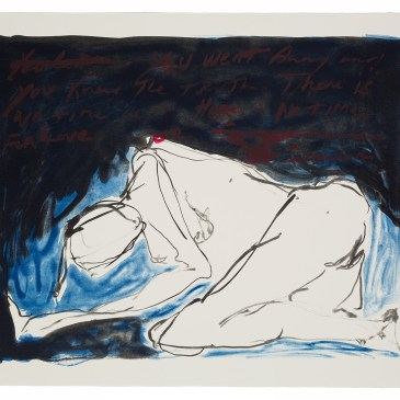 Tracey Emin: The Loneliness of the Soul