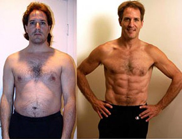 Perry Tinsley's P90X Success Story  I got results!