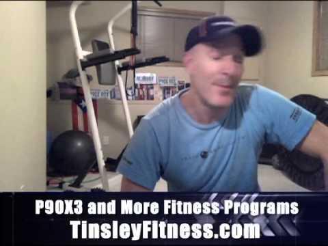 P90X3 Triometrics Workout