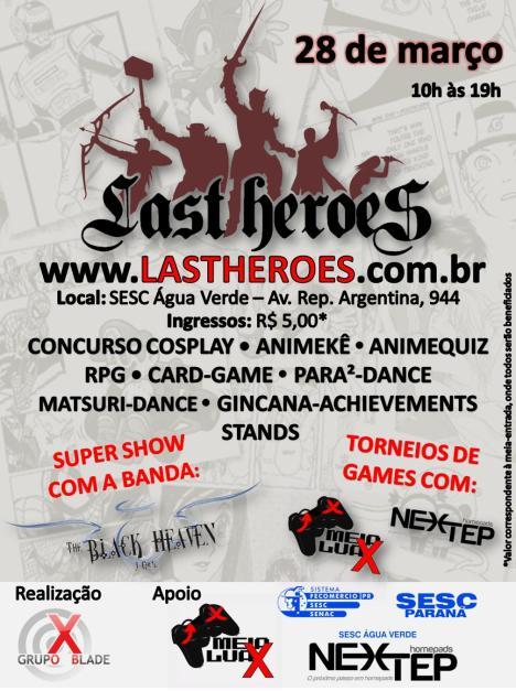 Folder do Last Heroes 5
