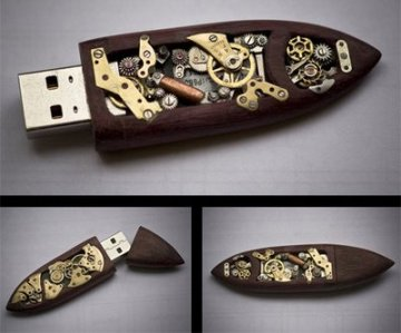 12 Awesome Steampunk Gadgets and Designs 9
