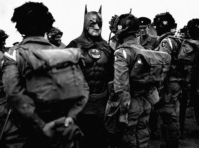 batman-Greenham Airfield,June 5, 1944