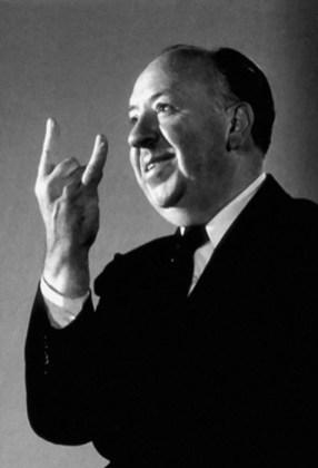 Alfred Hitchcock é rock and roll (e isso não é fake)