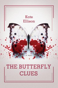 capa o enigma da borboleta ingles