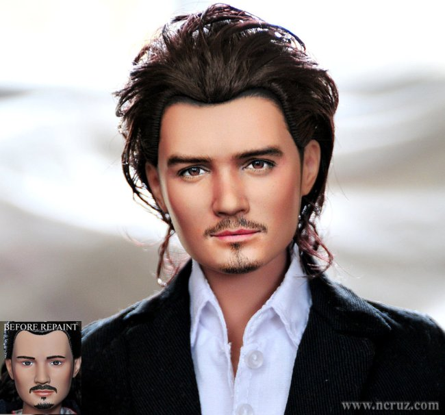 17_inch_orlando_bloom_custom_doll_repaint_by_noeling-d4zheeu