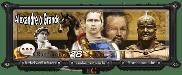 RandomCast 28 – Alexandre o Grande Sobre outros podcasts
