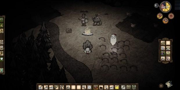 Don't Starve - screenshot