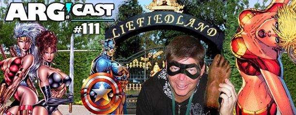 Podcast ARGCast 111 Rob Liefeld