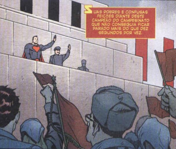 Superman Entre a Foice e o Martelo