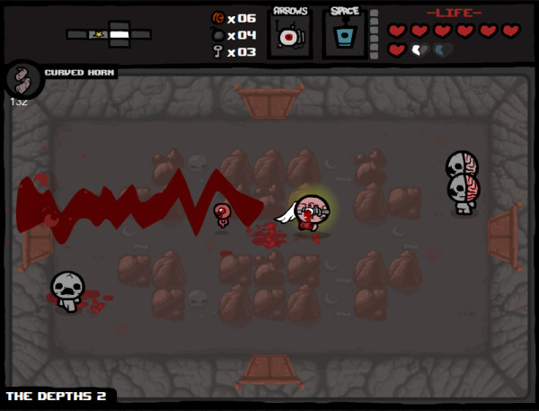 The Binding of Isaac 002