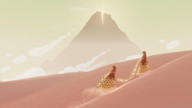 Journey-Desert-Trek