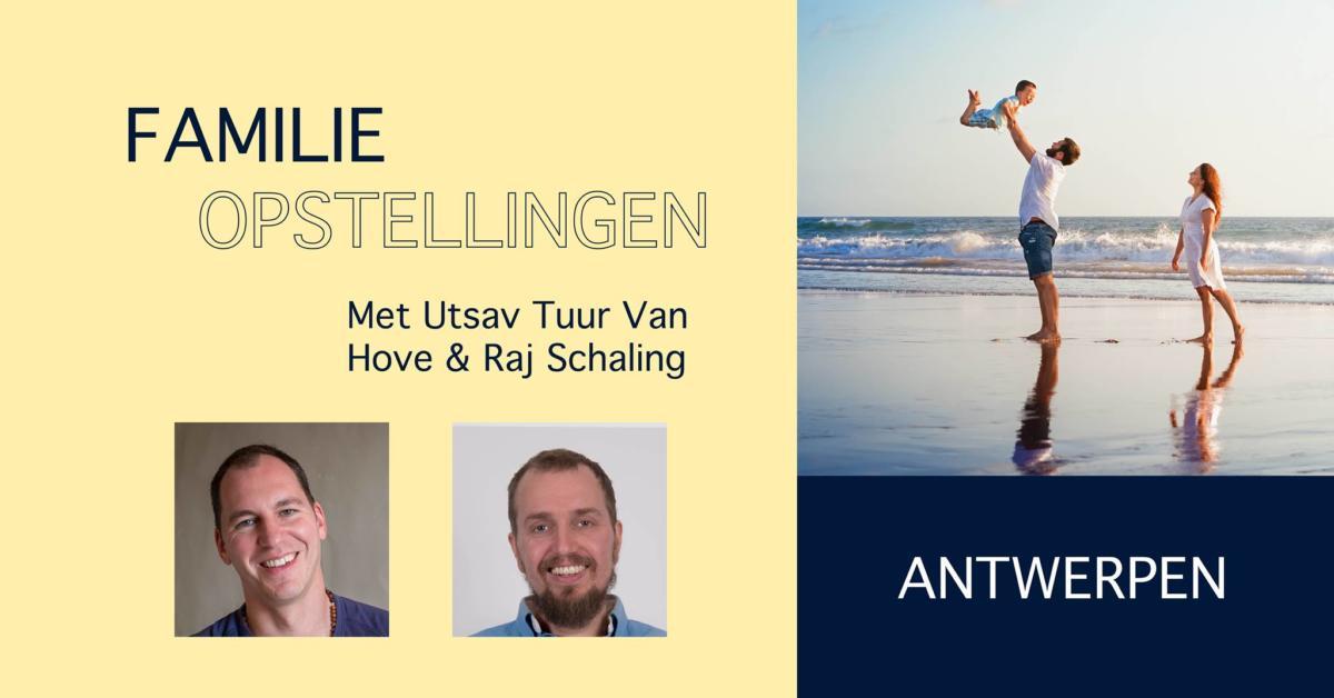 Familie opstellingen Antwerpen