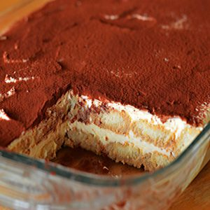 Tiramisu Traditioneel