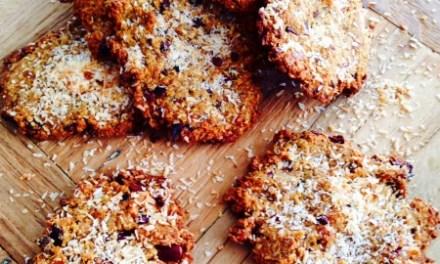 Suikervrije koekjes.