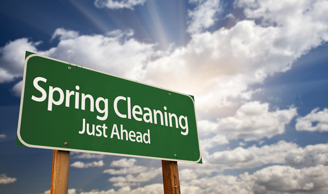 Spring Cleaning Your Home in Puyallup