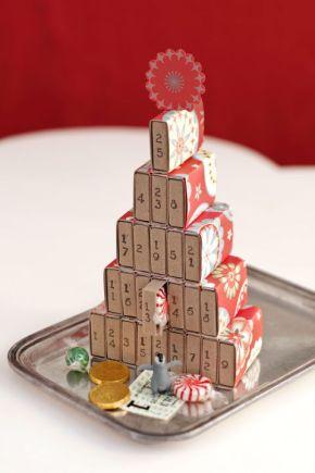 match box advent calendar