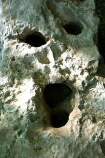 Le Cri, fontaine de Pournel