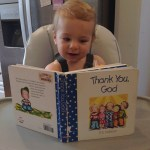 "Children's Book Review: ""Thank You, God"""