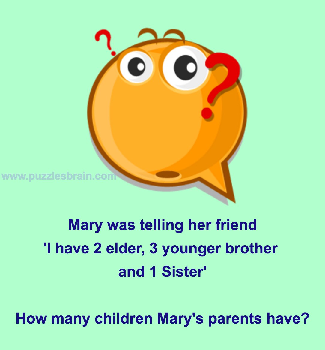 cool best riddle for Kids - Brain Puzzles