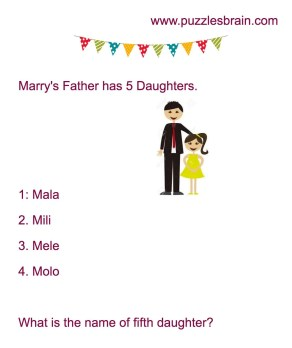 Marys-fathers-fifth-daughter-name-riddle