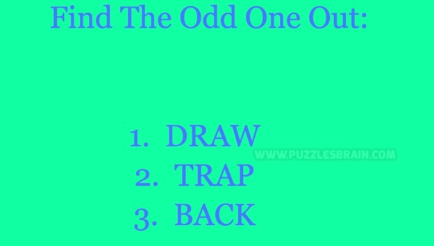 find-odd-one-out-draw-back-snip-trap