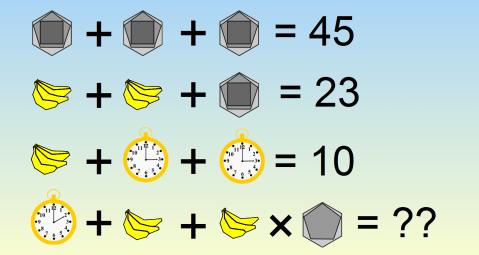 bananas-clock-hexagon-puzzle