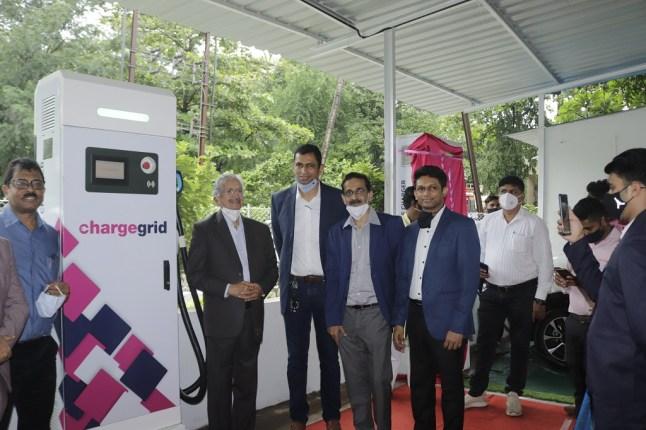 Magenta opens India's largest public EV charging station – pv magazine India