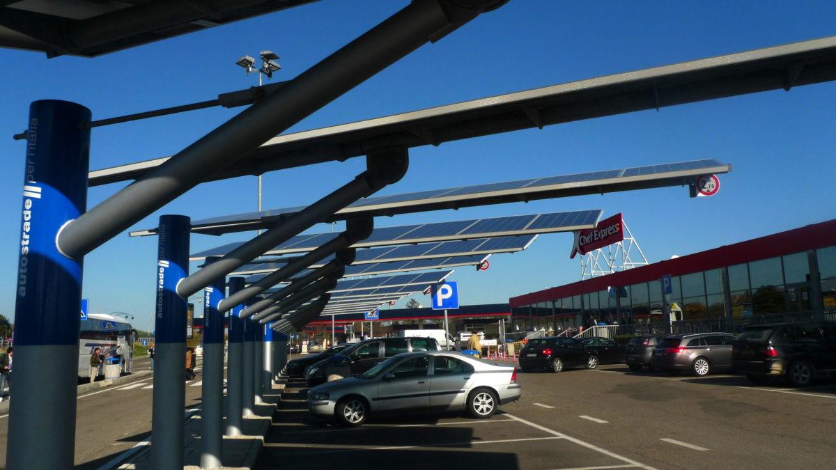 the influences driving solar carports