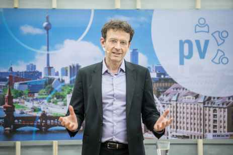 Roundtables Europe 2021 on June 10 in Berlin. Foto: pv magazine | Stefanie Loos