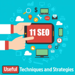 11 SEO Strategies Techniques And Tips For Bloggers in 2017 [Infographic]