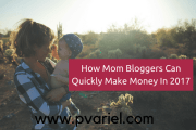 make money as mom bloggers