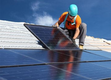 Instead of Trump's border wall, how about a border of solar panels?