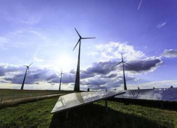 Models predict the role renewables will play in 2050