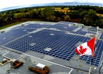 Canada needs to boost its solar potential