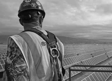 How is the solar industry preparing for the ITC tax credit step-down?