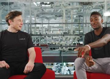 Elon Musk sat down with Marques Brownlee—my favorite YouTuber