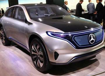 Why the automotive industry is accelerating towards electric vehicles