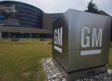 GM plans to shift investments towards building electric vehicles