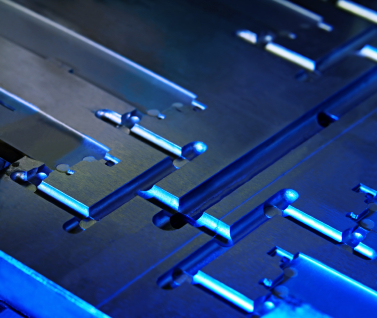 Injection moulding tools - PVD Coatings