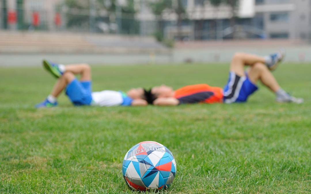 Aimes-tu jouer au foot? Lequel?
