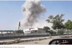Tri hrvatska vojnika ranjena u samoubilačkom napadu u Avganistanu