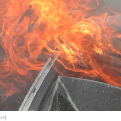 Načelniku beranske Komunalne policije zapaljen automobil