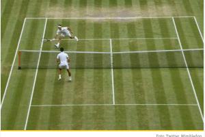 Neviđena drama pripala Đokoviću, Novak srušio Federera za petu titulu na Vimbldonu!