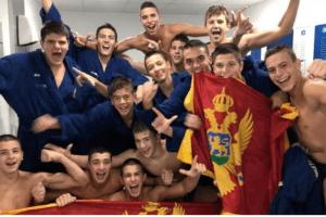 Marković čestitao mladim vaterpolistima: Uz vas je uspjeh našeg vaterpola zagarantovan